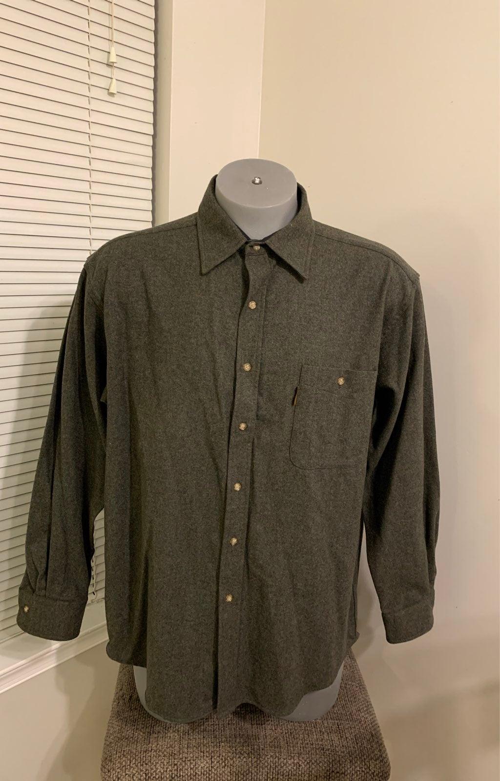 Pendleton Wool Button Up Shirt