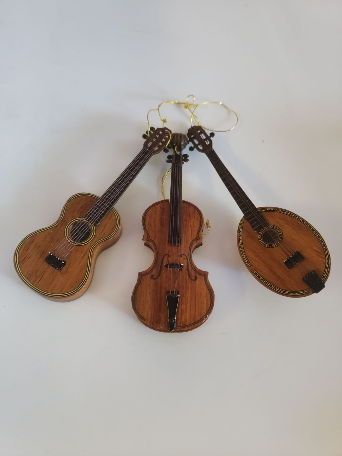 Instrumental ornaments