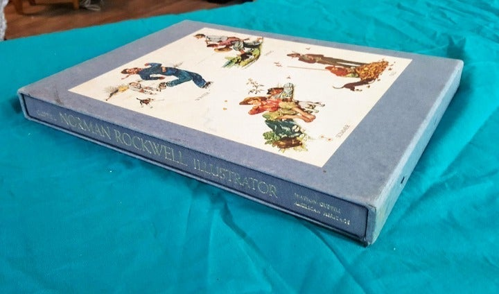 Norman Rockwell: Illustrator Book 1970