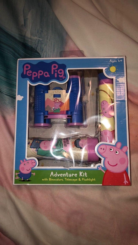 Peppa Pig Adventure Kit NIP