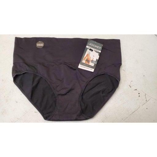 Jockey Black Seamfree Underwear Size XXL