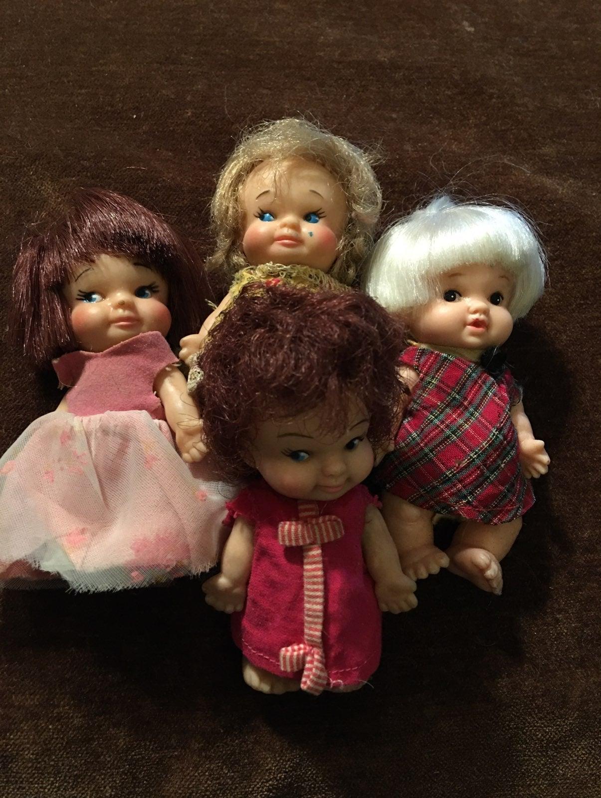Uneeda Pee Wee Dolls