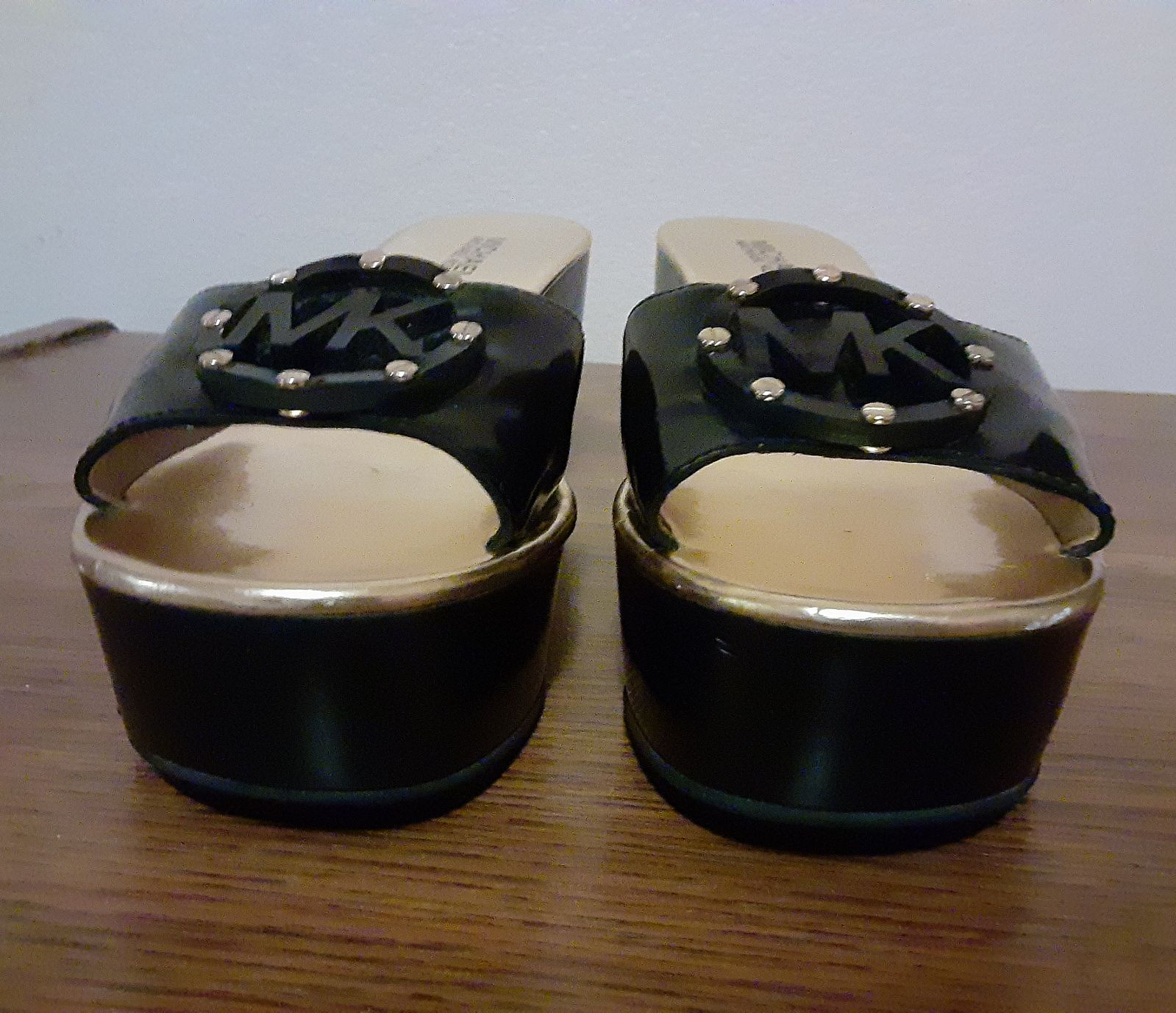 Michael Kors wedge heels shoes