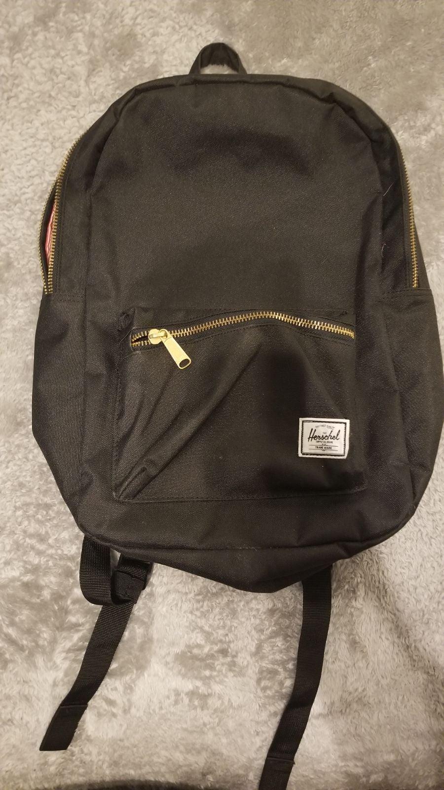 Herschel backpack *Black*