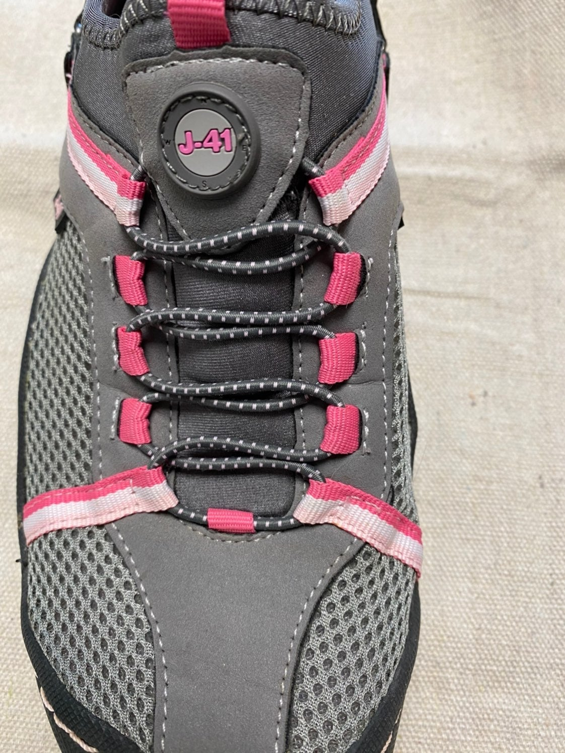 J41 water shoes with Jeep engineered sol