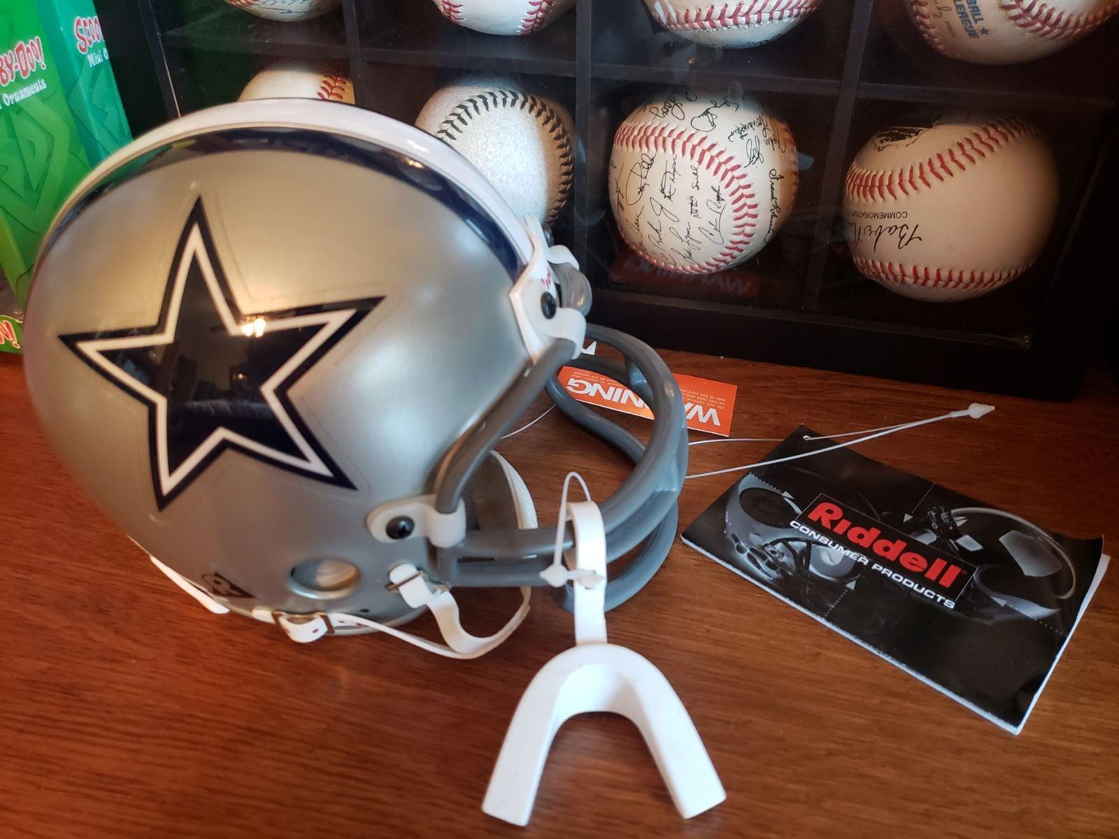 Dallas Cowboys Riddell Mini Helmet