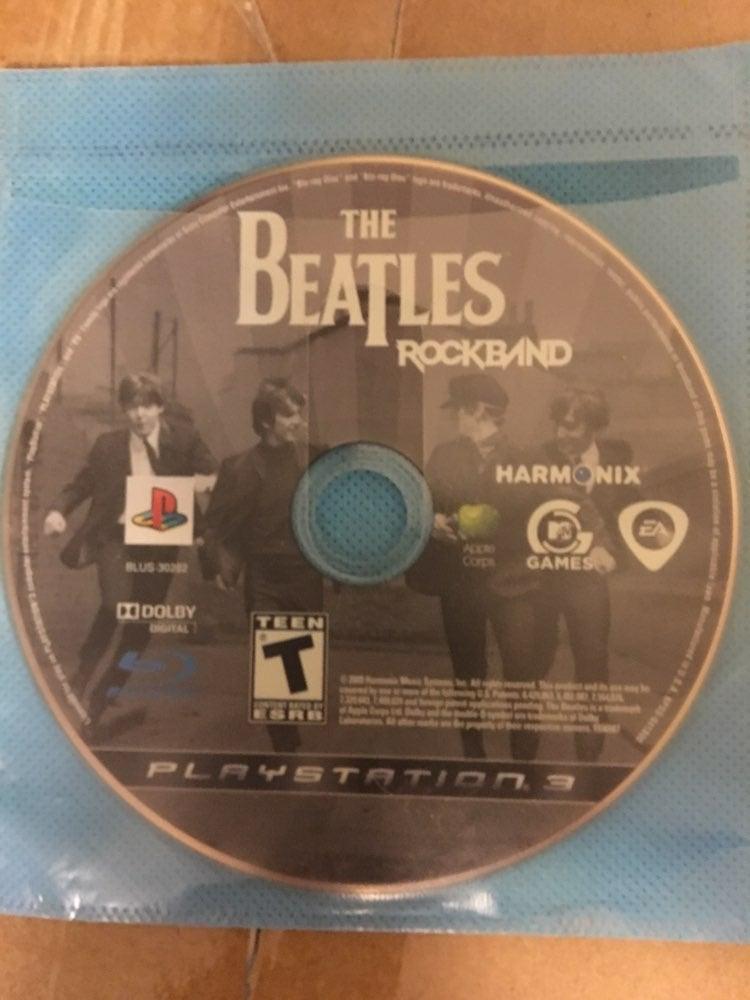 The Beatles - Rock Band - PlayStation3
