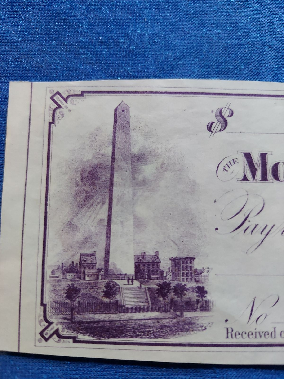 RARE Paper money,UNC currency 1870's