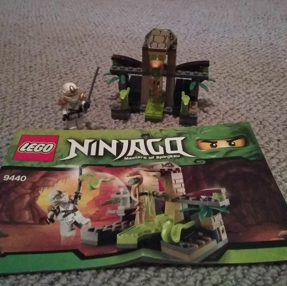 Lego Ninjago Masters of Spinjitzu Set