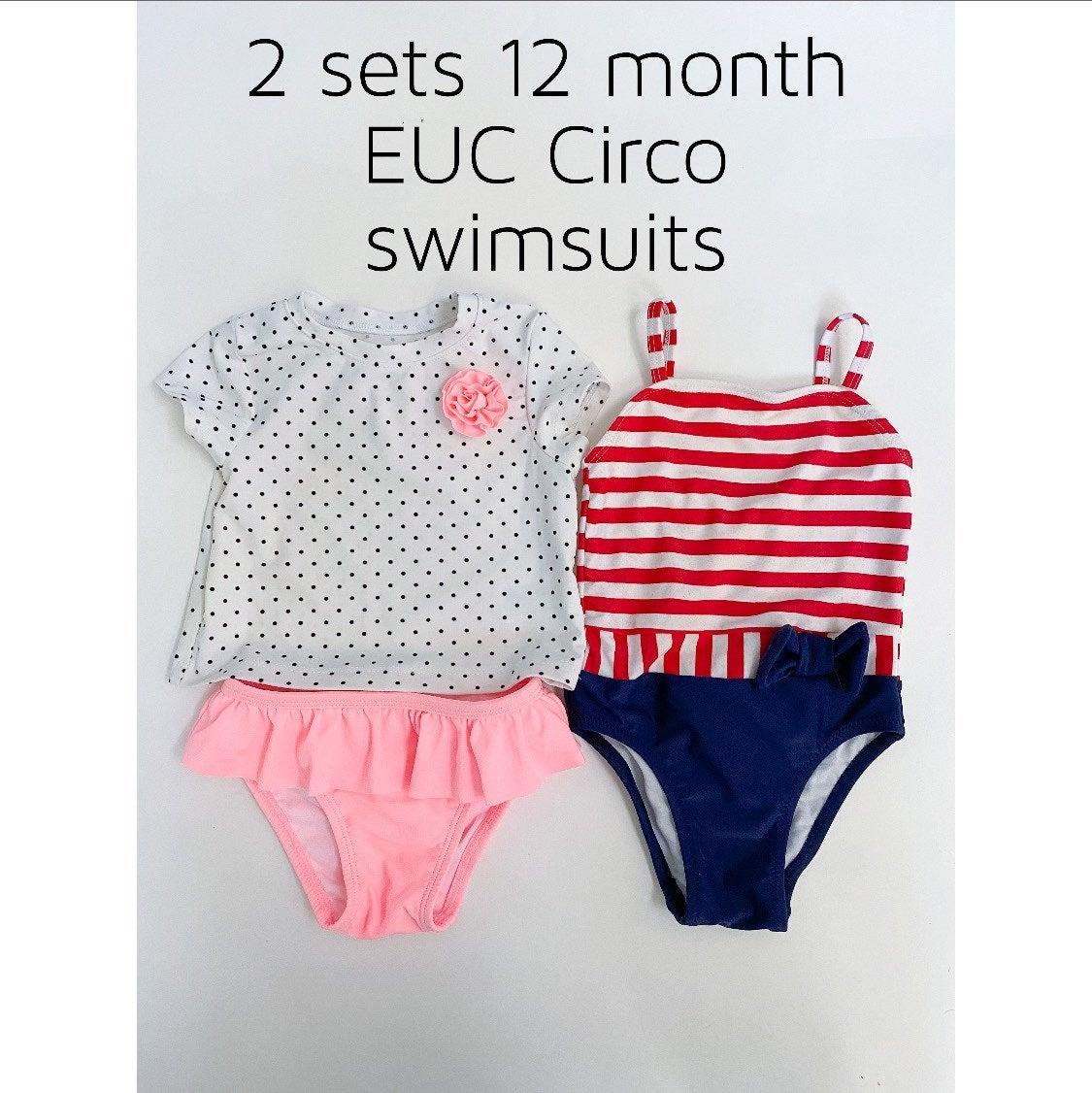 12 month EUC swim suits