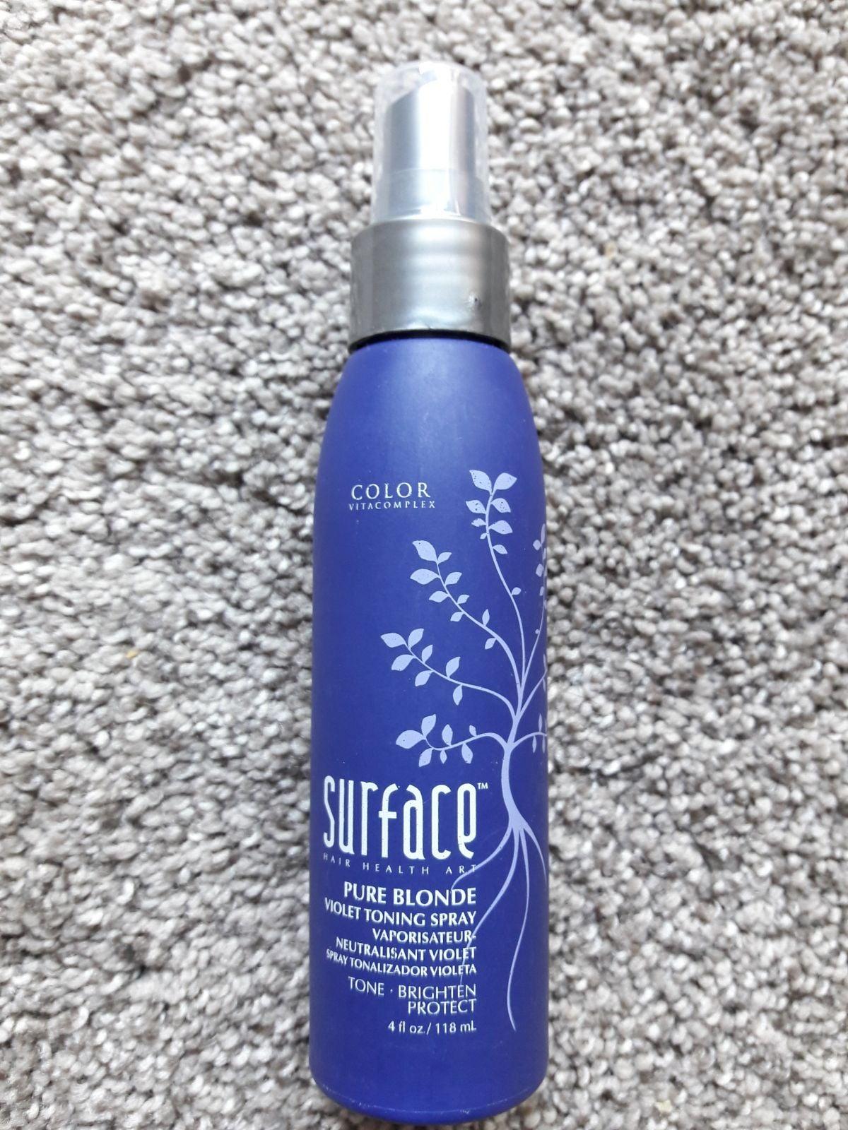 Surface Hair Health leave in tone spray
