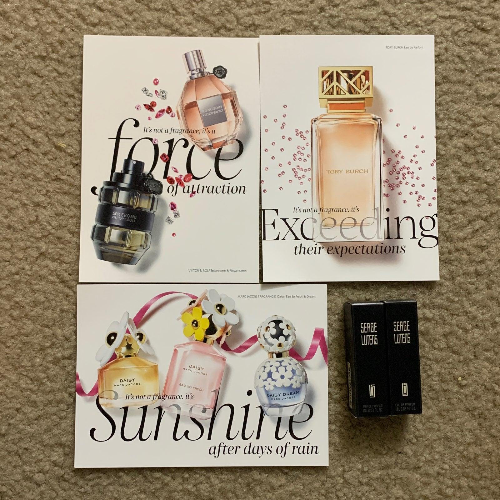 high end perfume samples set