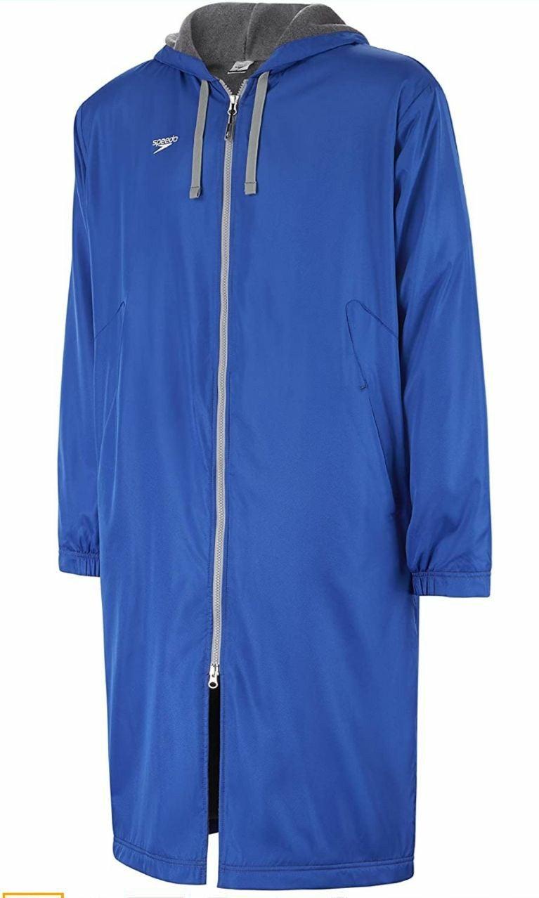 Speedo unisex-adult Parka Jacket Fleece