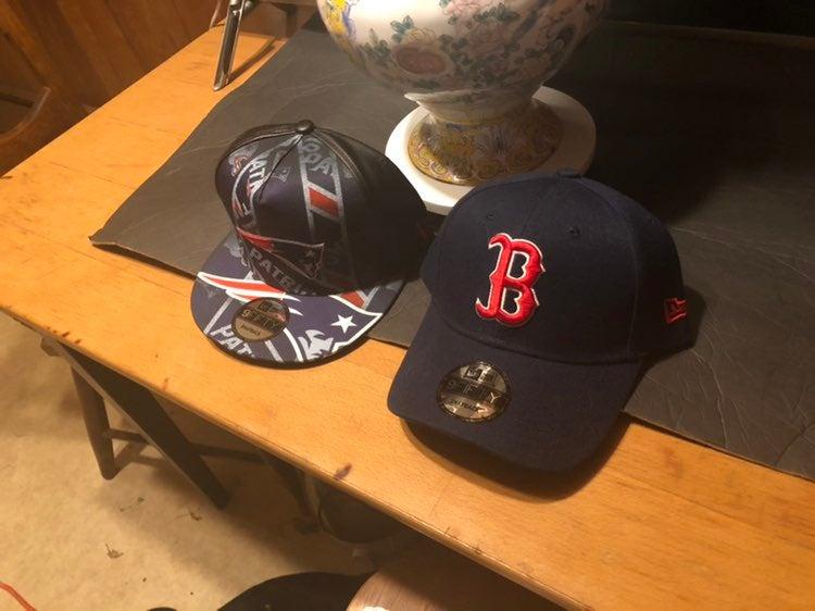 Hat boston new era
