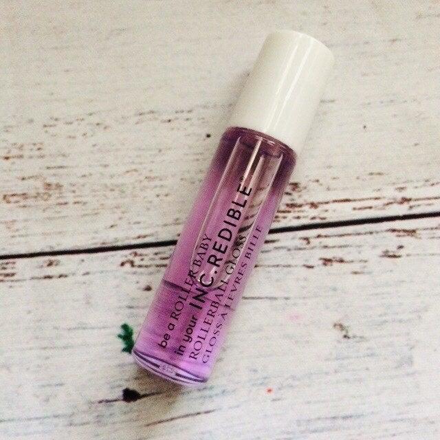 INC.redible Roller Baby Lip Gloss