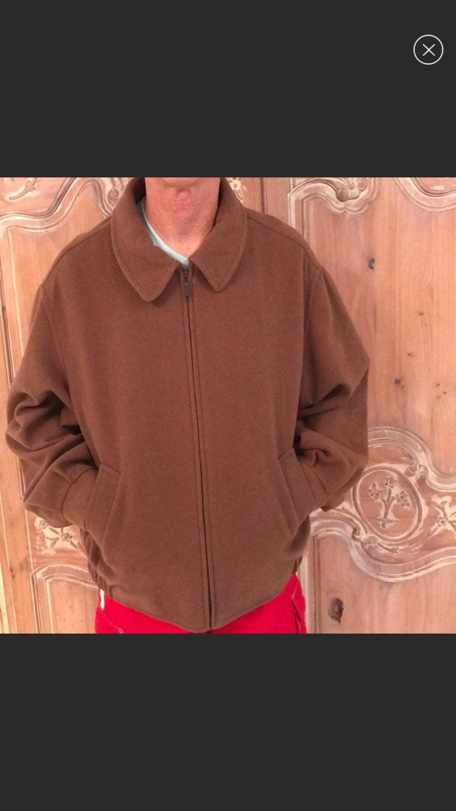 Baracuta England Cashmere Blend Jacket