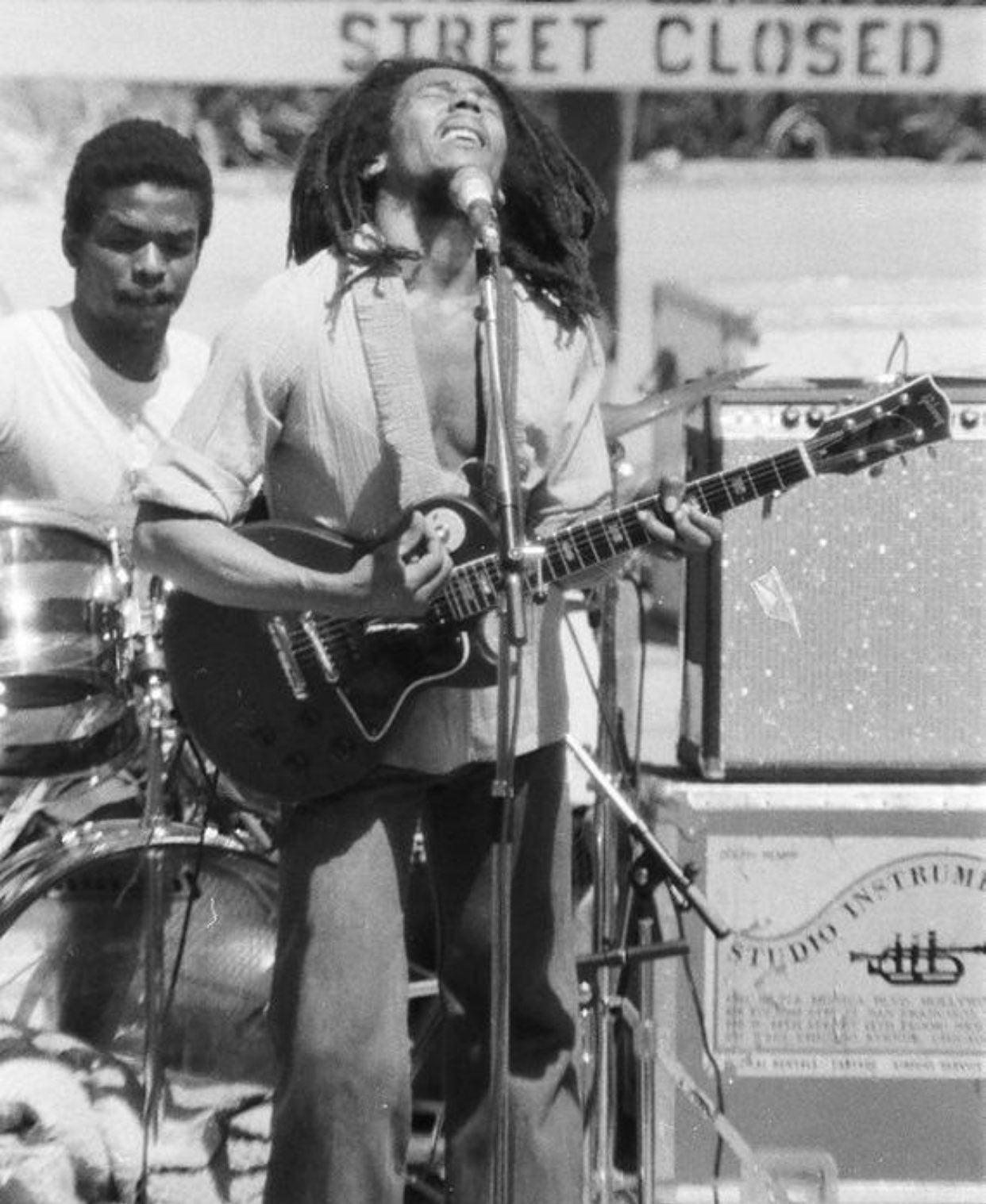 Bob Marley Musician 8x10 Photo Print