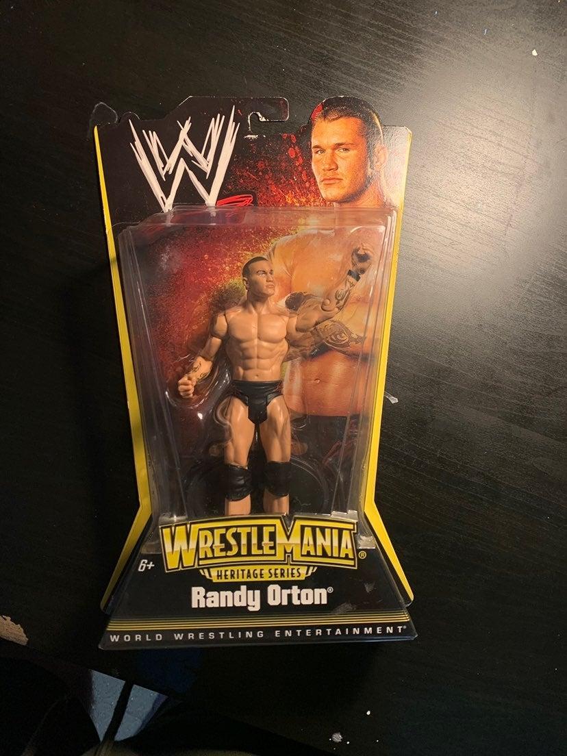 WWE WrestleMania Series 1 Randy Orton