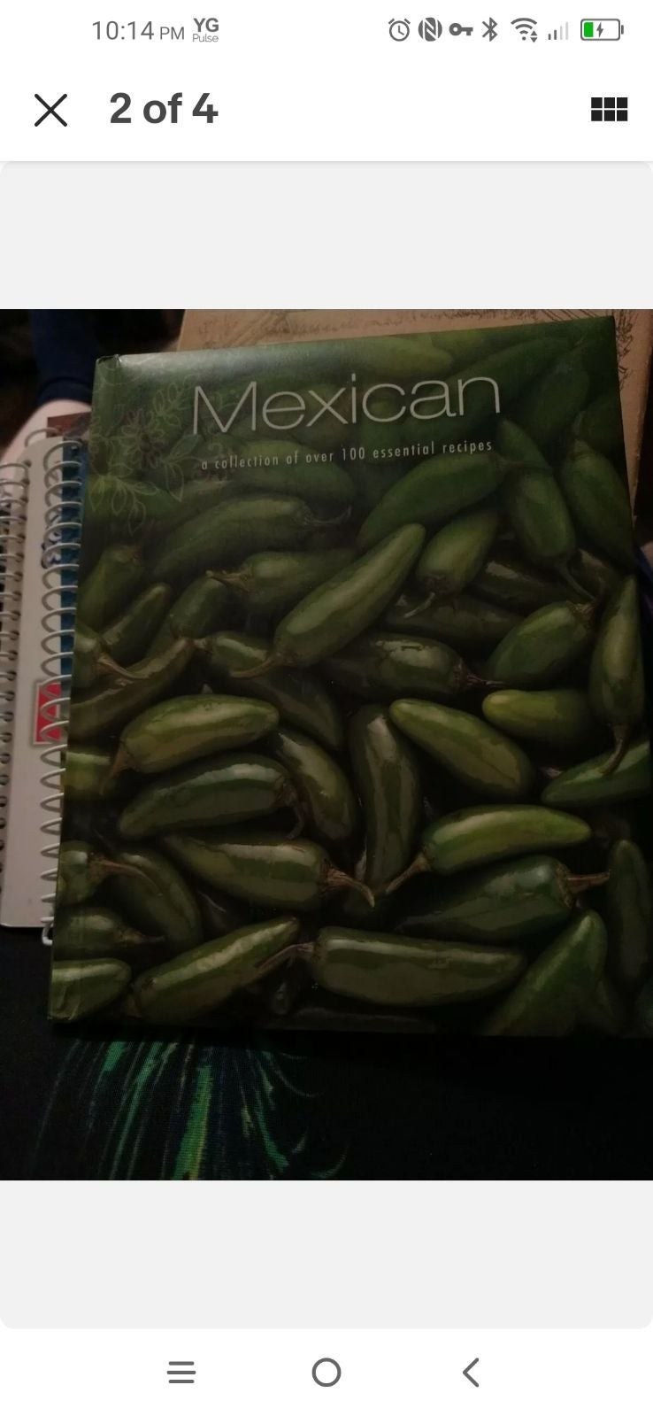 Mexican: A Collection of over 100 recipe
