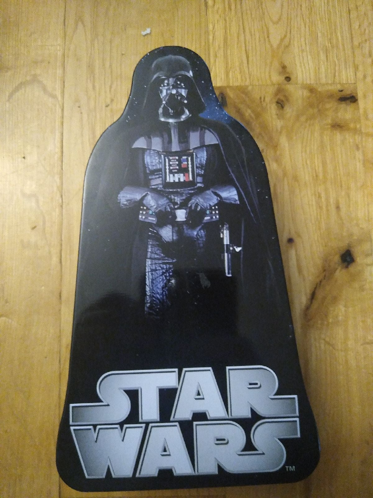 Star Wars Metal Tin box Rare