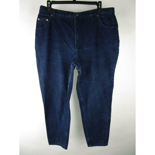 VINTAGE Crossroads Solid Mom Jeans