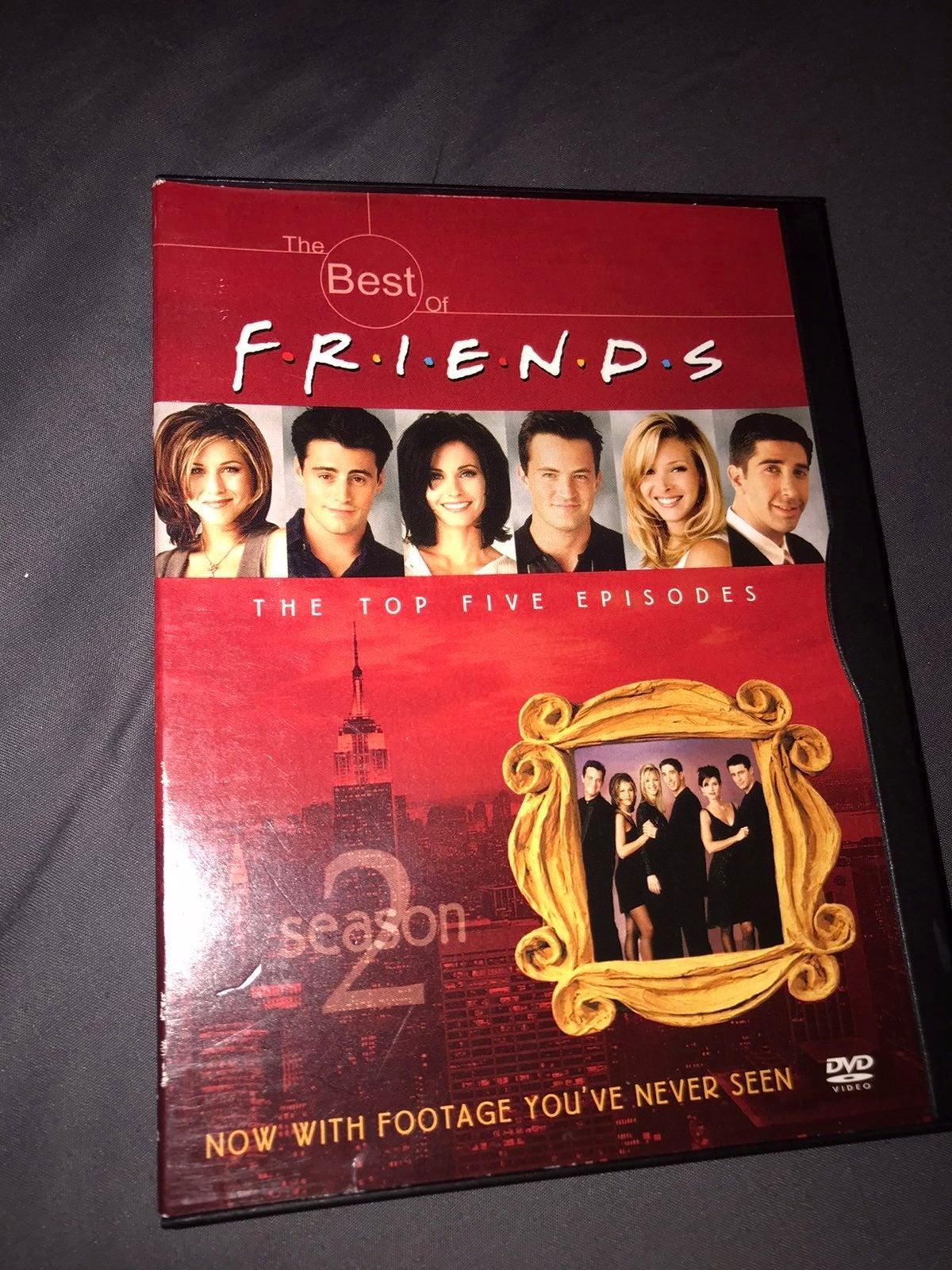 friends season 2 top 5 episodes