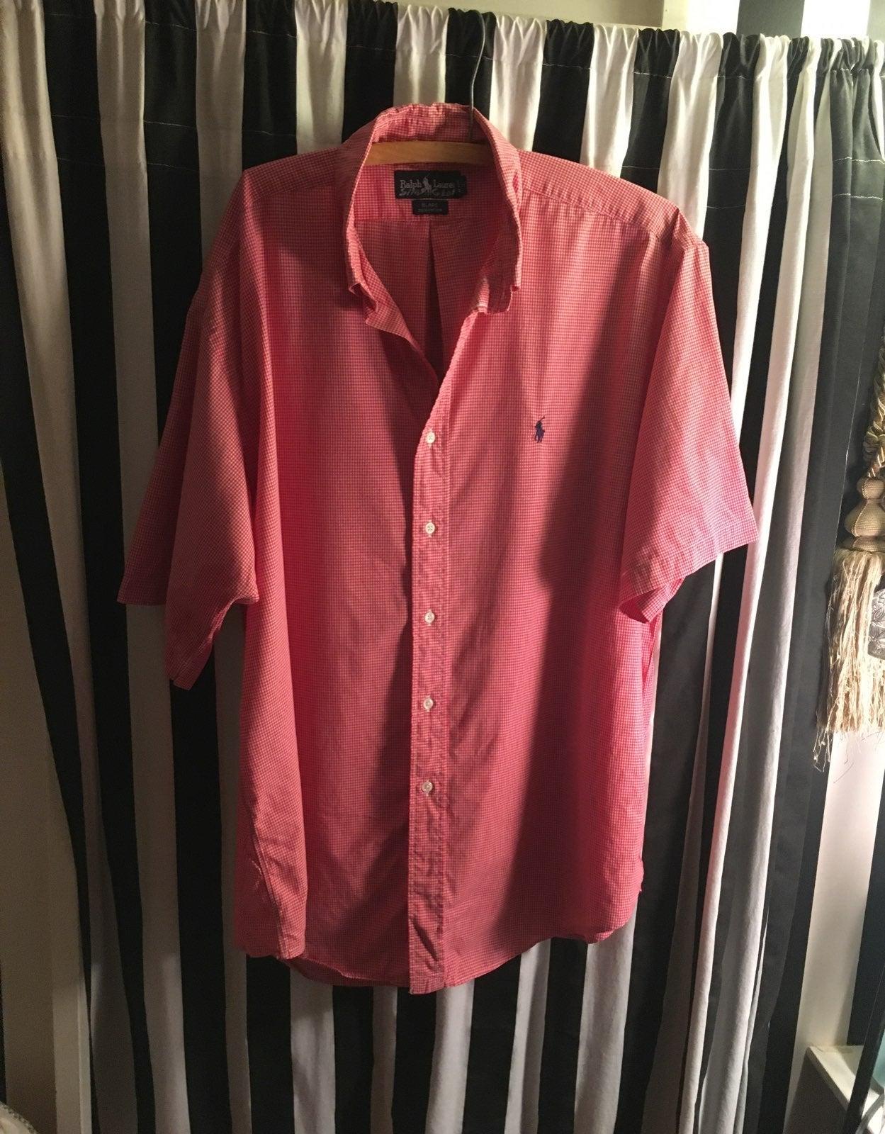 Ralph Lauren polo shirt for men XL