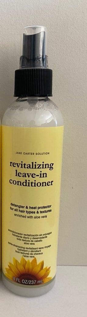 Revitalizing leave in conditioner 8 oz
