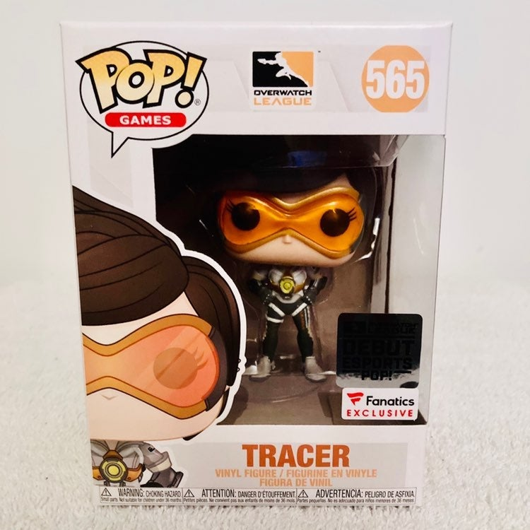 Funko Pop! Tracer #565 Fanatics *Mint*