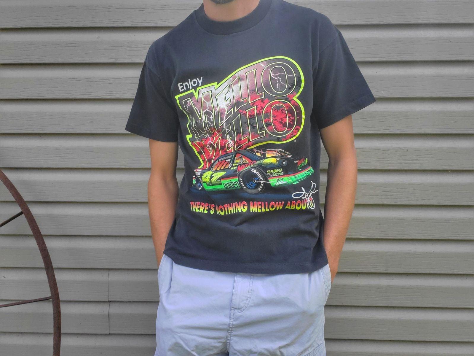 VTG 1992 Mello Yello Kyle Petty T-Shirt