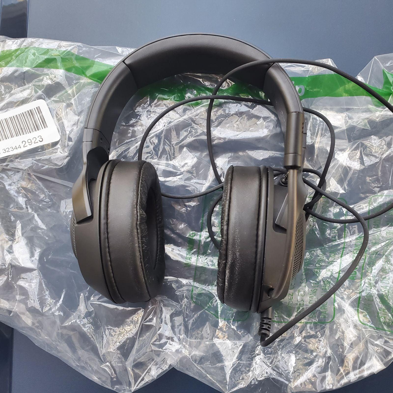 Razer Kraken X Wired Gaming Headset