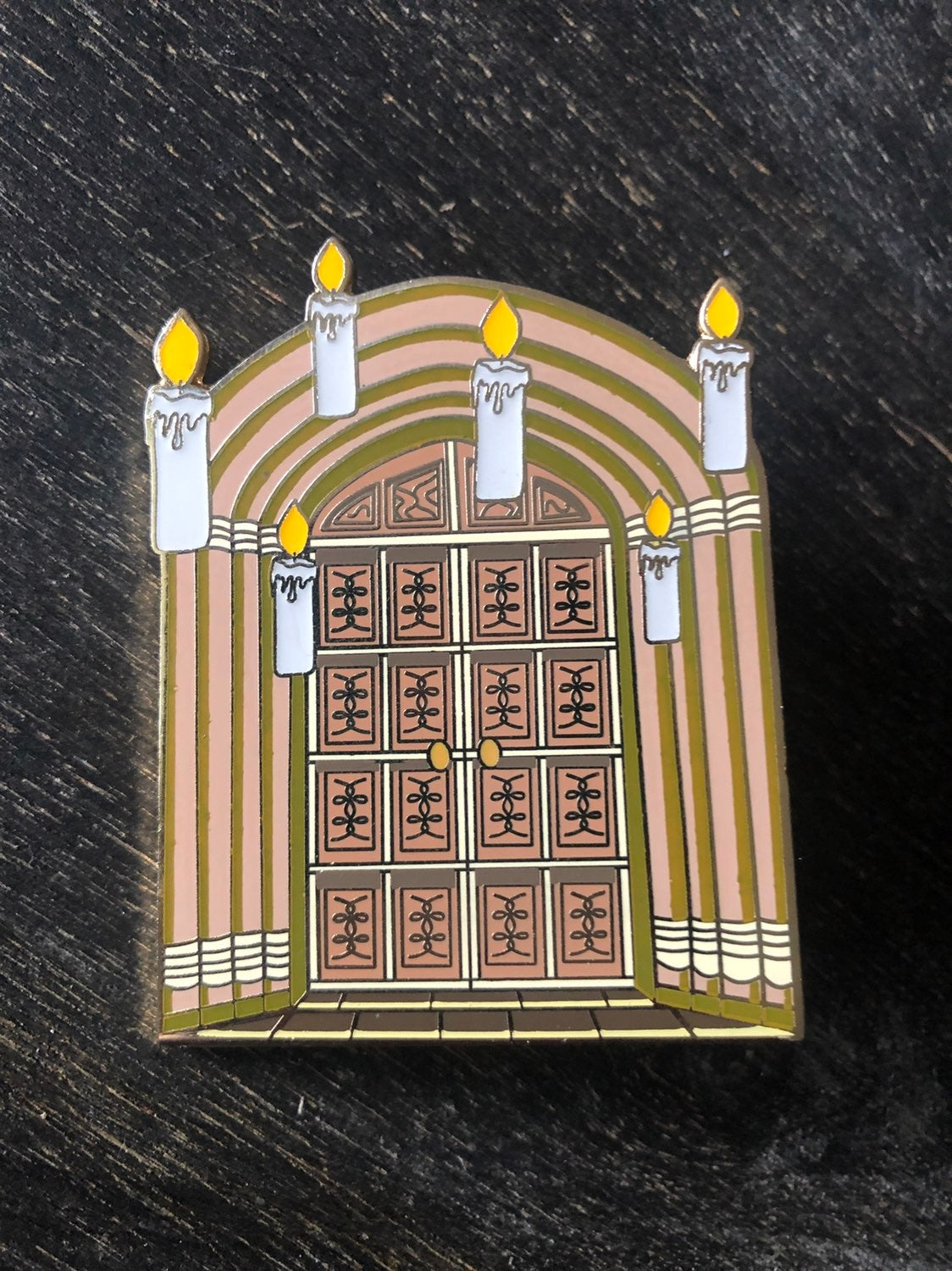 Great Hall Harry Potter Pin