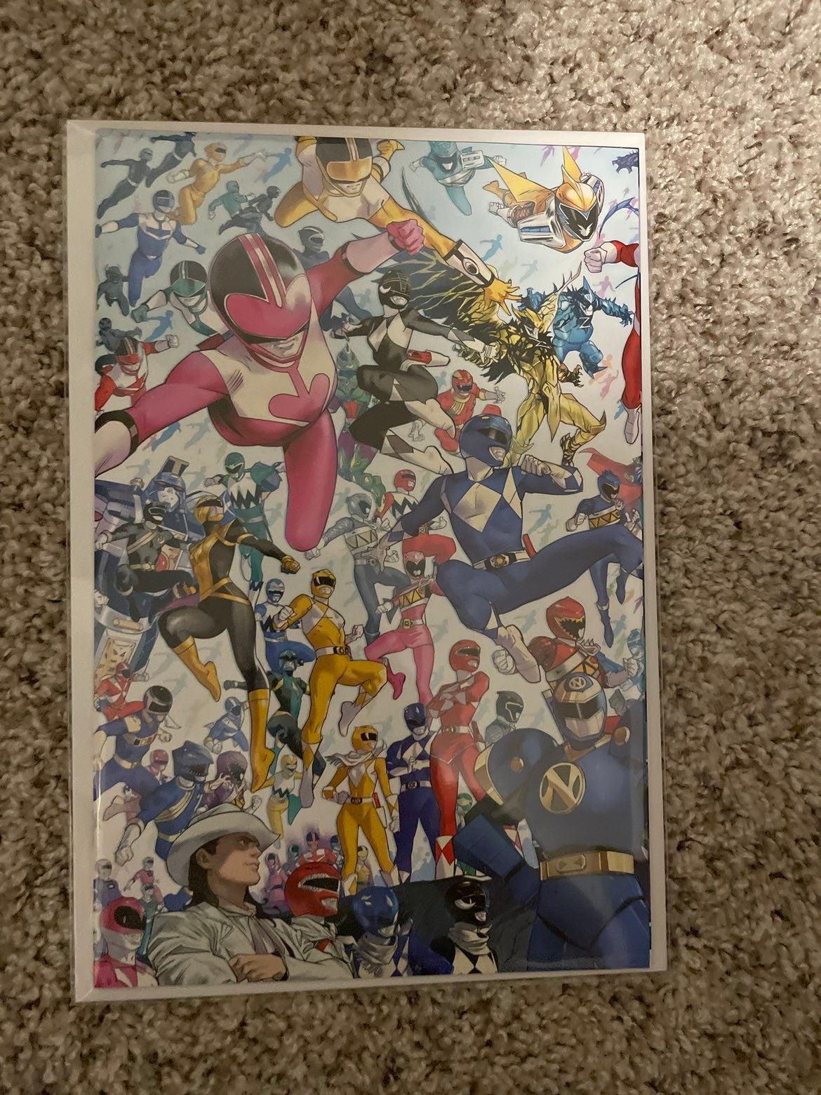 Mighty Morphin 1 2 Power Rangers 1 2 Mor