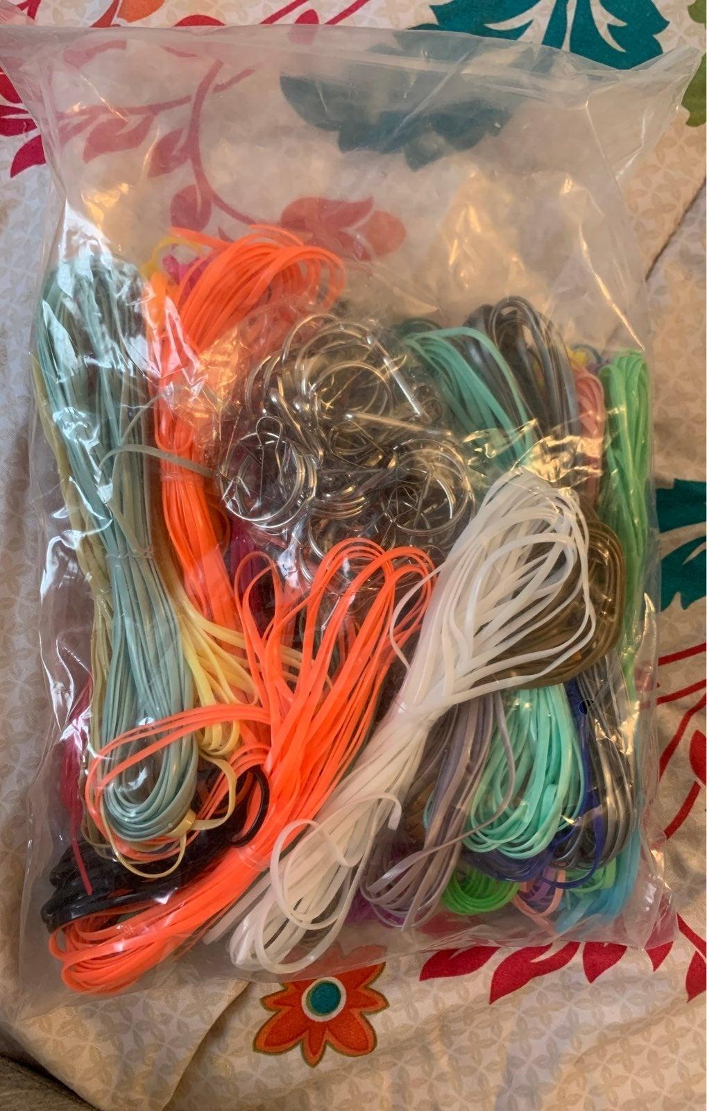 Lanyard String Bundle