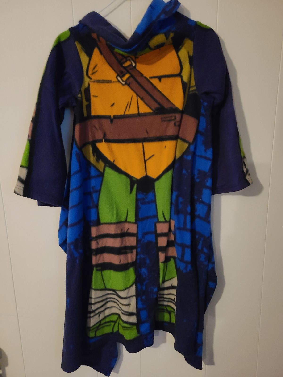 TMNT Snuggie/Wearable blanket