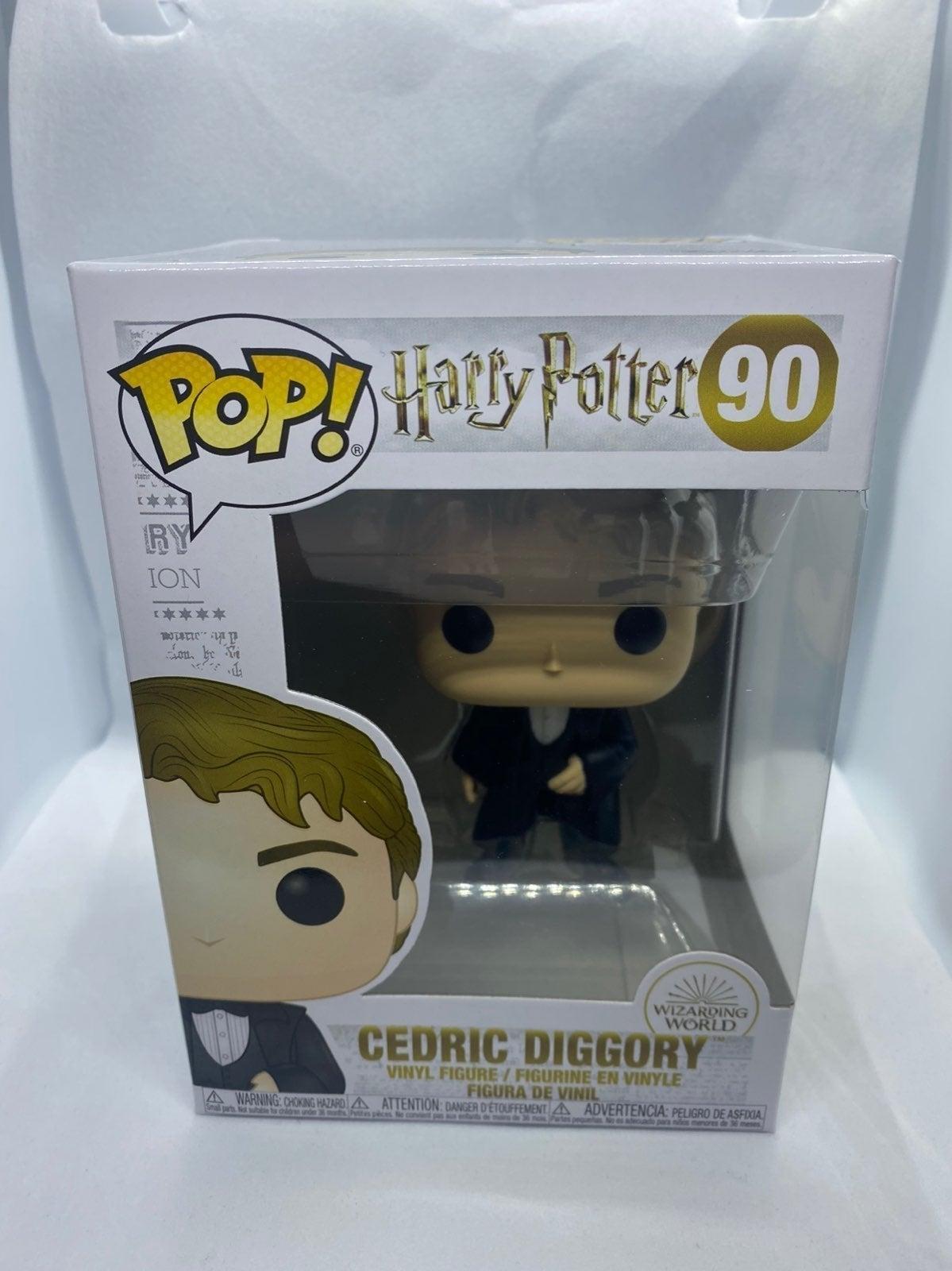 Cedric diggory Funko Pop