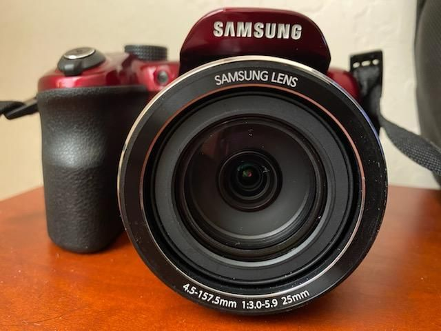 CAMERA SAMSUNG WB110F