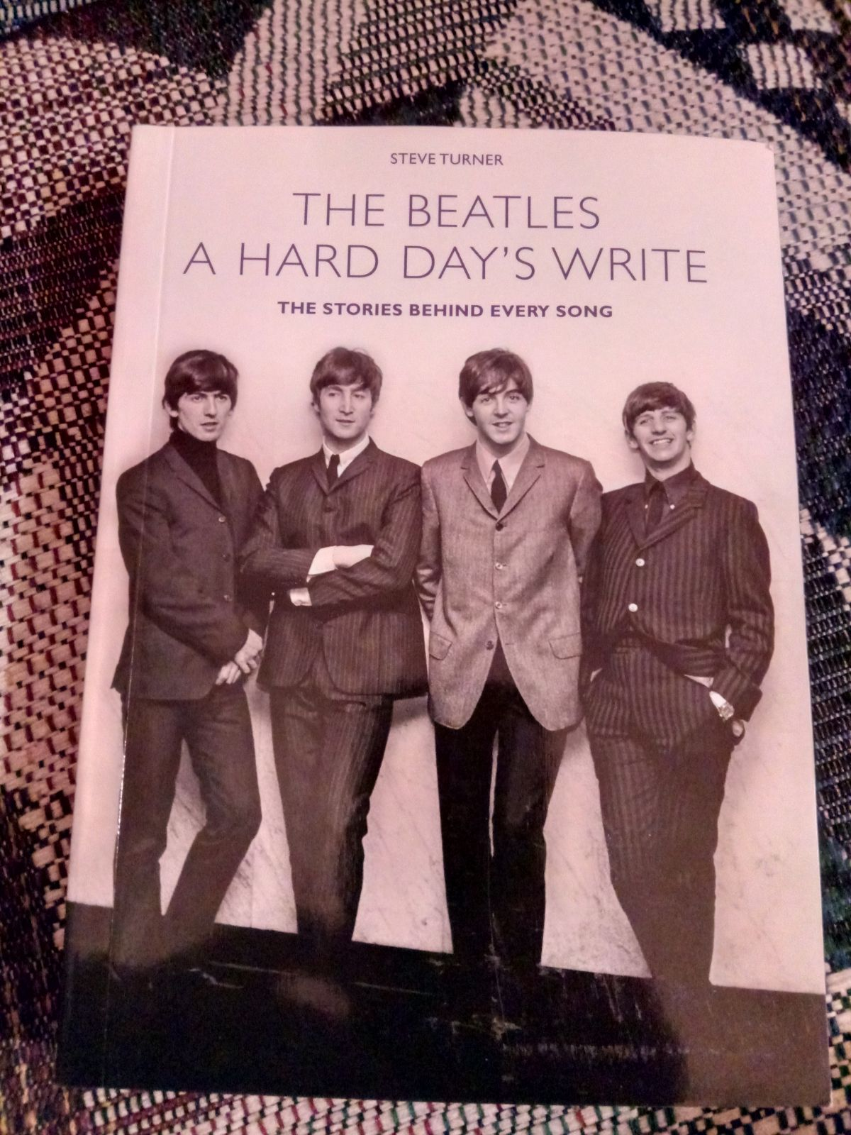 The Beatles A Hard Day's Write
