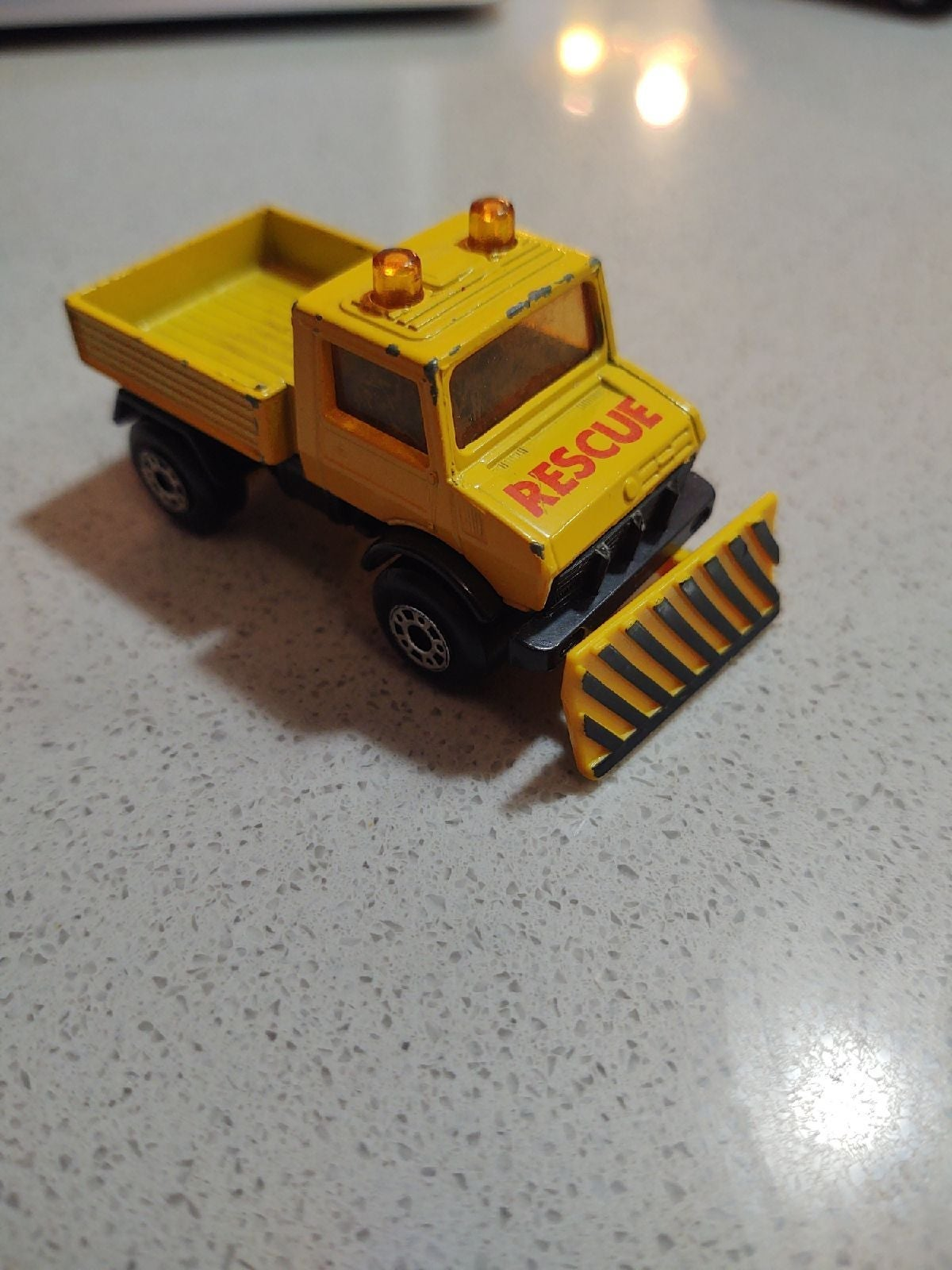 Matchbox lesney unimog