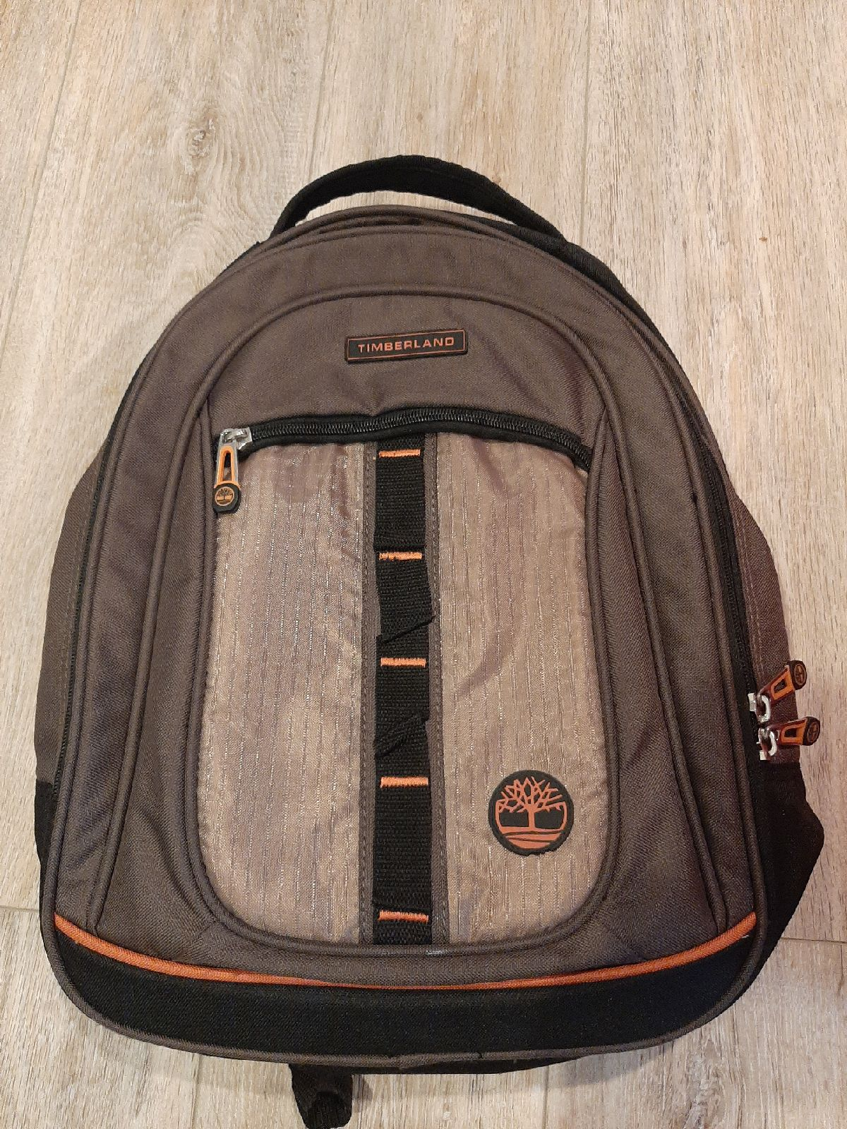 NWOT Timberland backpack brown..