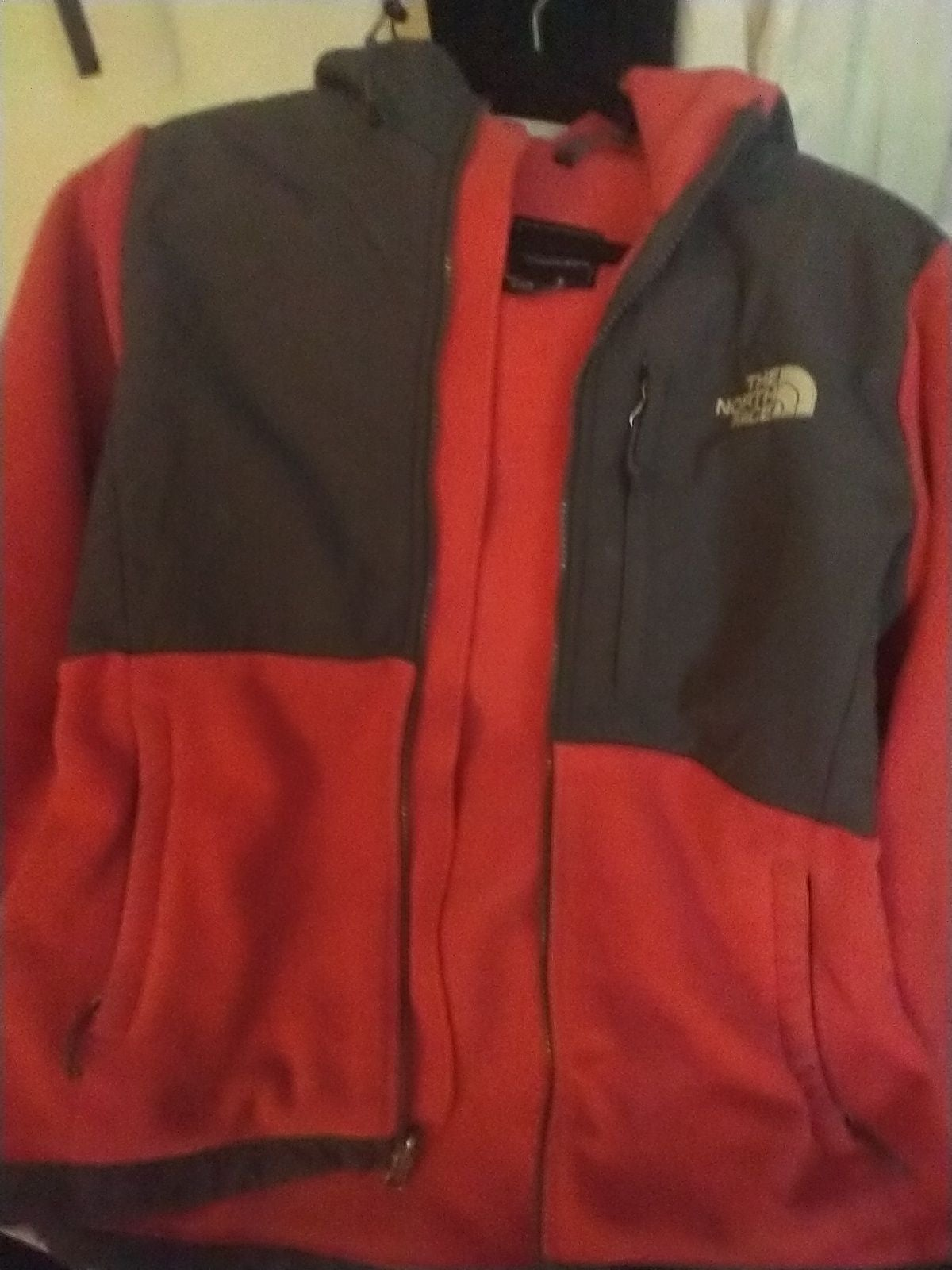North Face jacket juniors