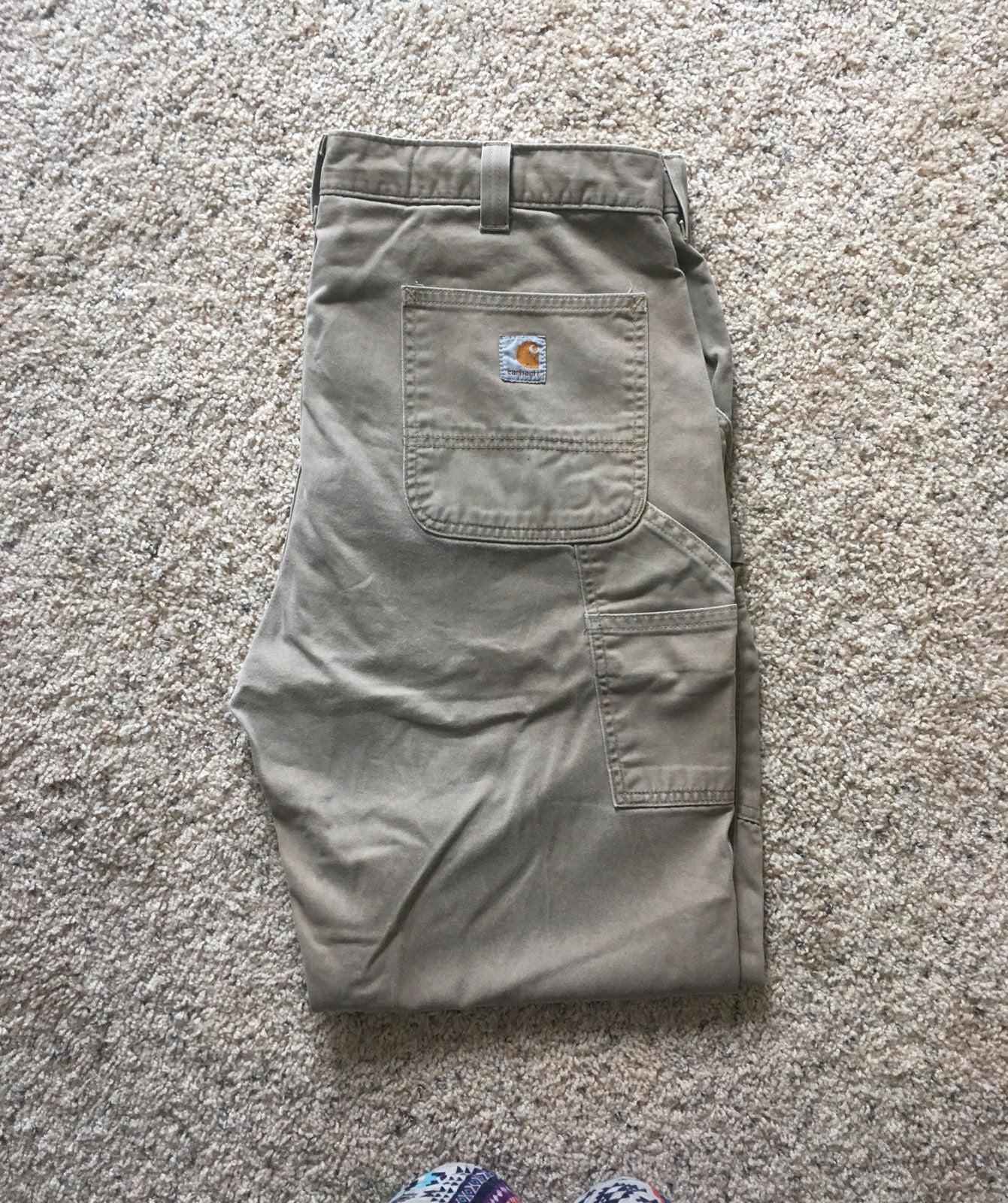 Carhartt Cargo Jean Pants
