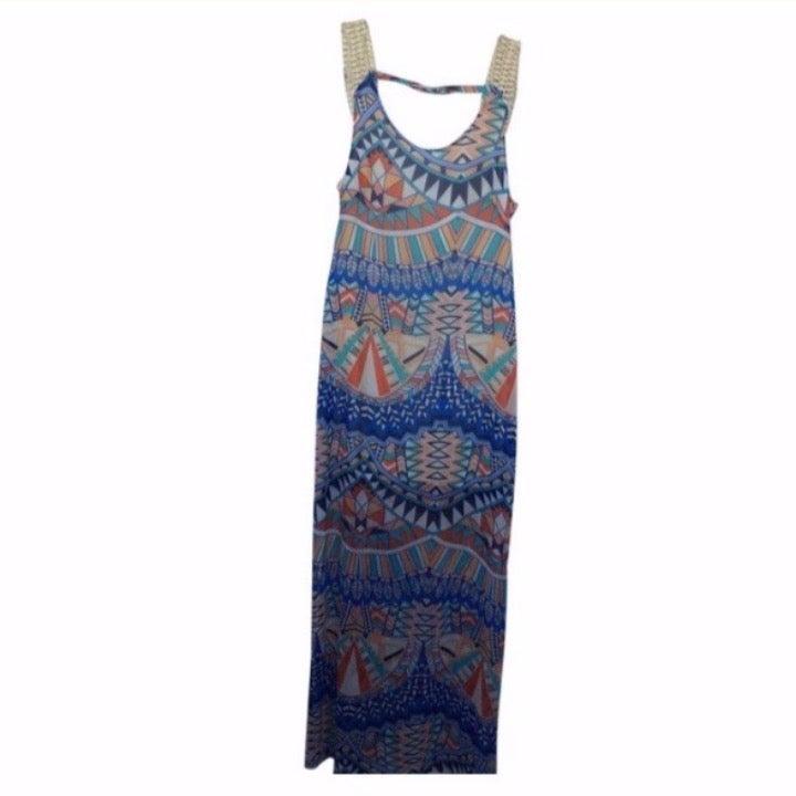 Lush XS Sleeveless Long Dress