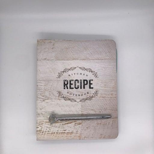 Brand New Kitchen Recipe Notebook