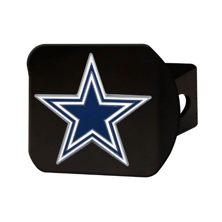 Dallas Cowboys Metal Hitch Cover