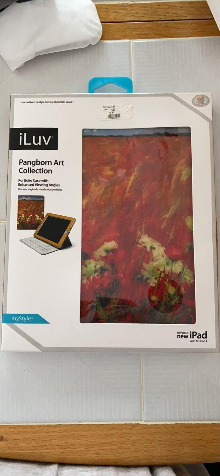 iLuv iPad Portfolio Case