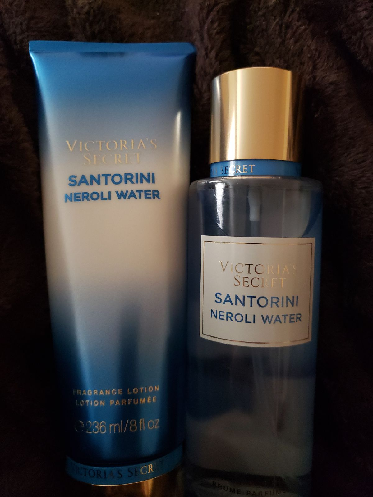 VS Santorini Neroli Water duo