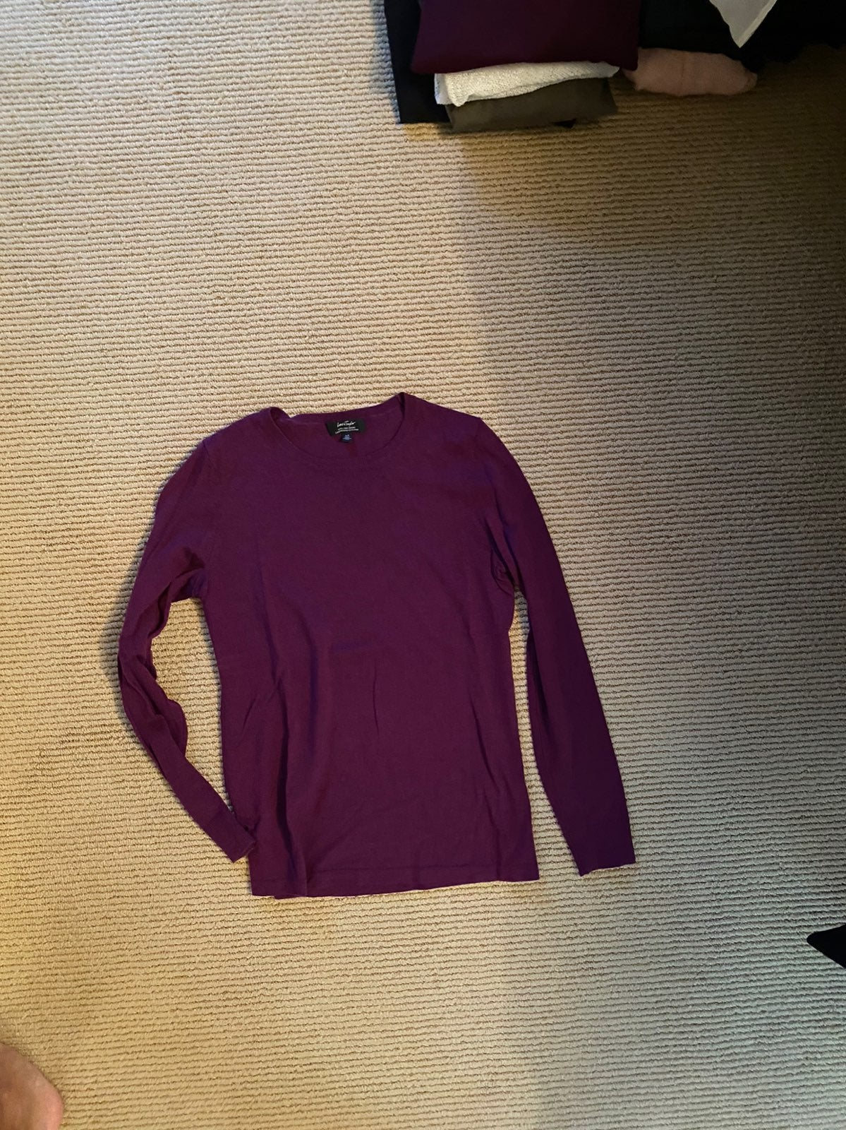 Lord and taylor small sweater