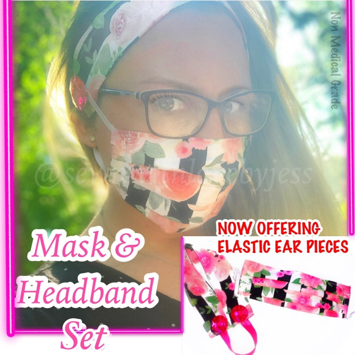 Fashion Face Cover