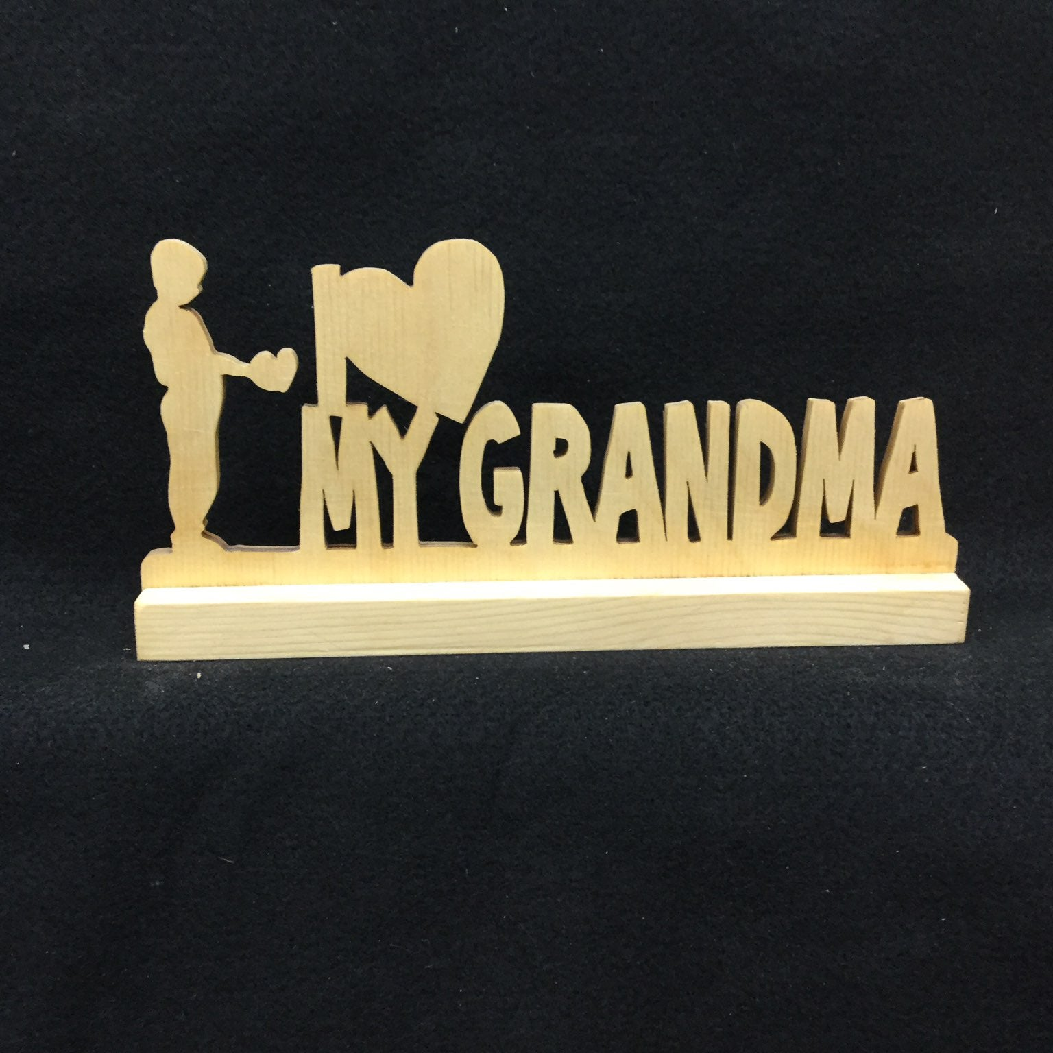 I Love Grandma 'boy'
